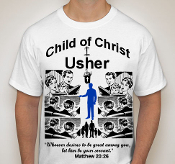 Usher-Man-white ss shirt