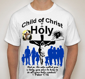 Holy-Man-white ss shirt